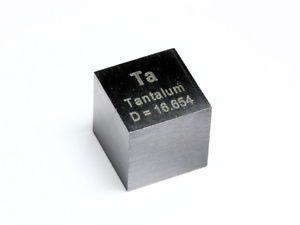 Tantalum high precision density