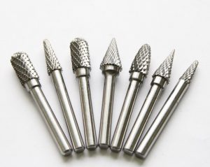 Tungsten Carbide Burrs