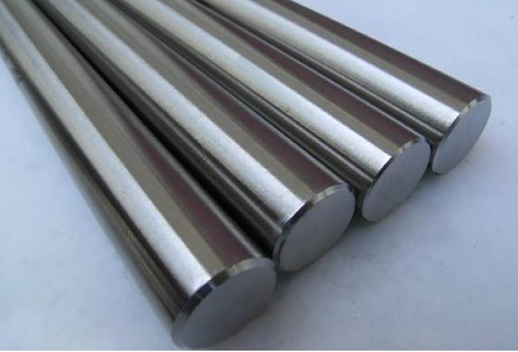 The List of Abundant Refractory Metals