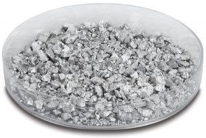 Chromium metal