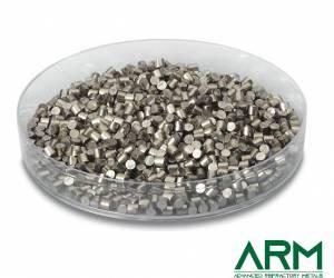 Hafnium pellets