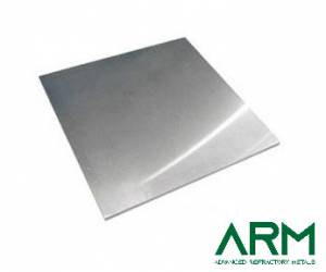 Tungsten-Sheet