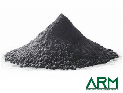 W-tungsten-powder