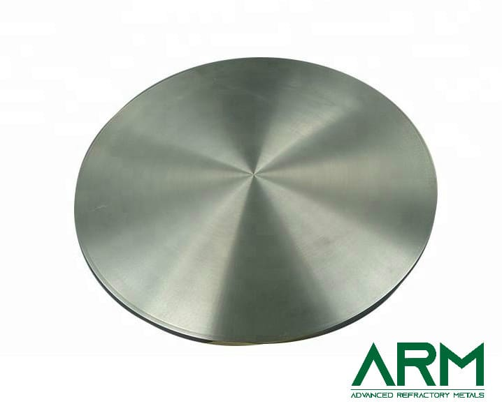 molybdenum-disc