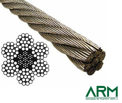 tungsten-wire-ropes