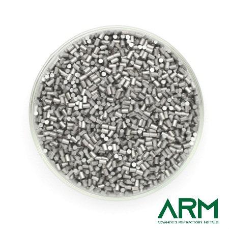zirconium-pellets