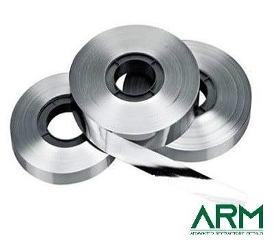 zirconium-ribbons