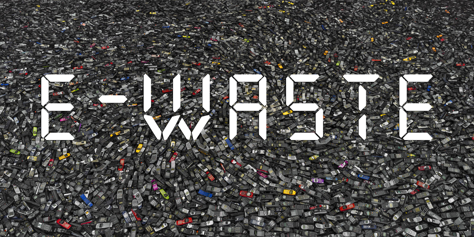 How Much E-waste Do You Throw Out Every Year?