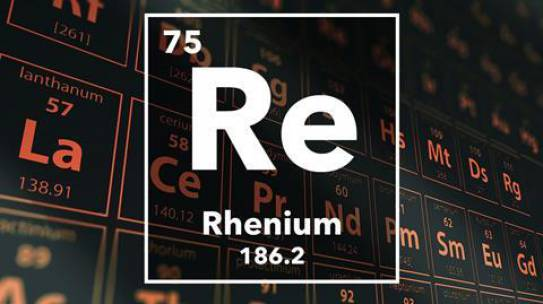 Rhenium Applications | What Is It Used For?