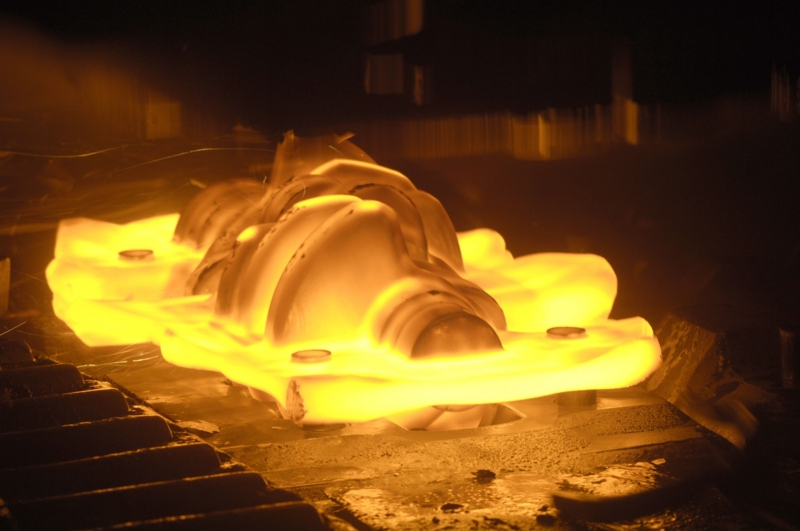 Forging Technology of Titanium alloy