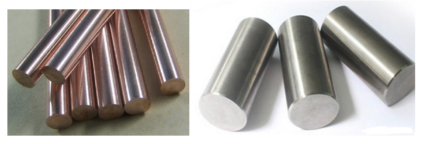 Tungsten Copper Alloy vs Tungsten Nickel Iron Alloy